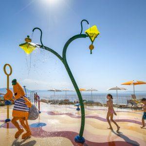 Children waterpark
