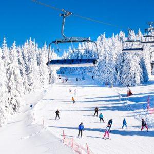 Uludag winter holiday