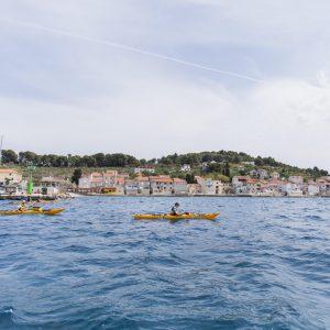 Kayaking Croatia