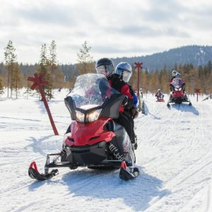 Harriniva snowmobiles
